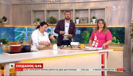 Справжні грузинські хінкалі від шеф-кухаря Ніно Арзіані