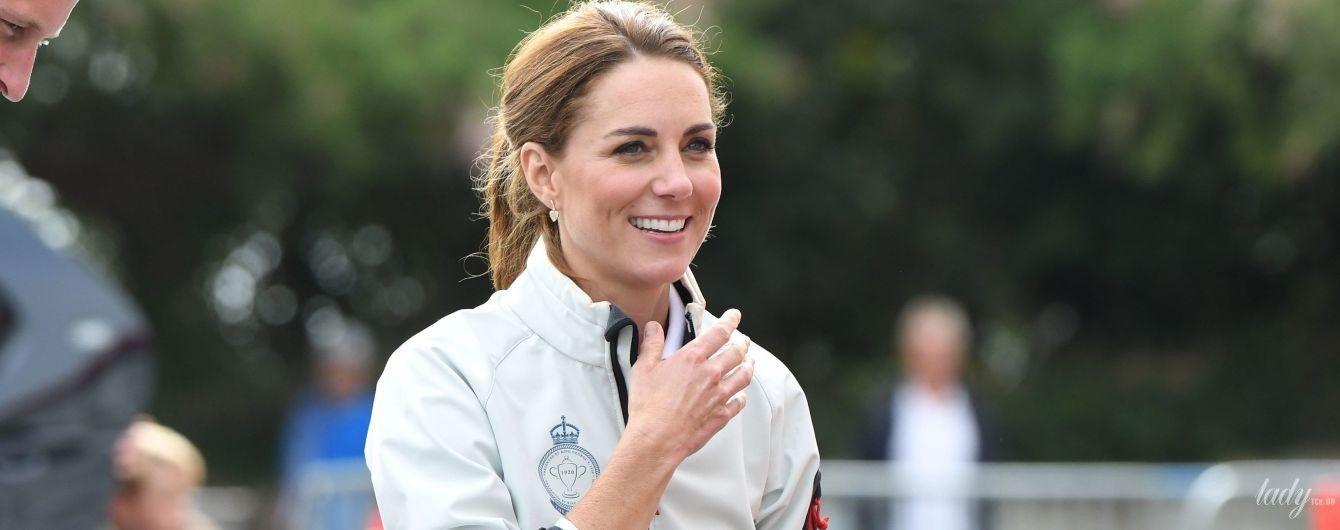Які ніжки: герцогиня Кембриджська в шортах