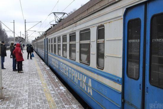 Стало відомо, коли у Києві запрацює міська електричка