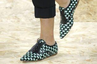 Літня тенденція: плетене взуття