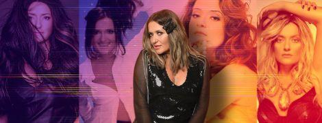 Наталья Могилевская 25 лет назад и сейчас: как менялись образы певицы