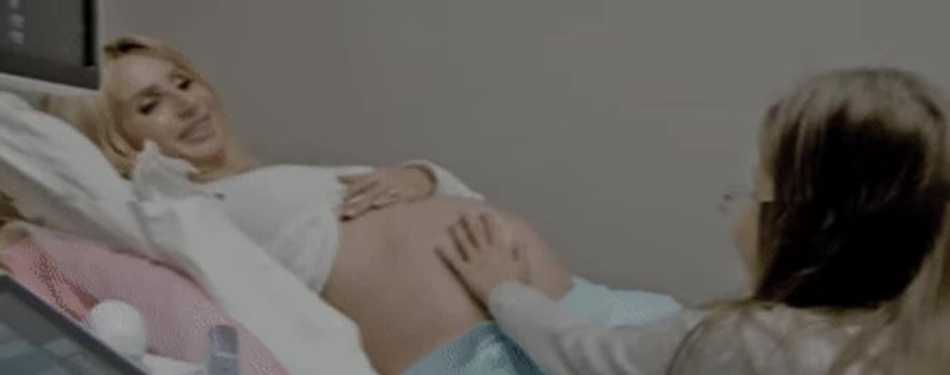 Світлана Лобода показала себе вагітною у новому кліпі