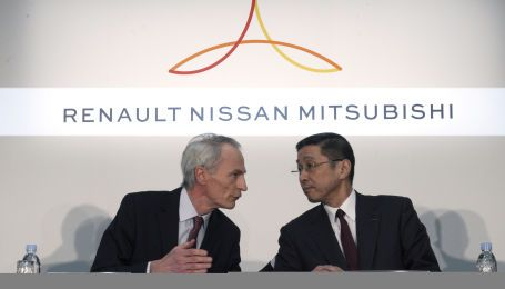 Renault та Nissan відклали плани щодо співпраці