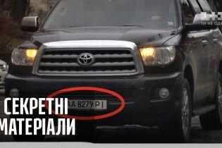 Навіщо Віталій Кличко використовує номери прикриття – Секретні матеріали
