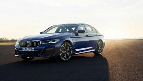 BMW официально представила 5-Series: все подробности и цена