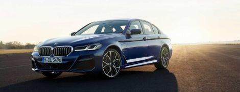 BMW офіційно презентувала 5-Series: усі подробиці та ціна