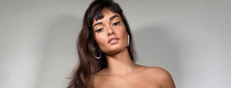 Откровенно и сексуально: Жизель Оливейра продемонстрировала элегантный лук