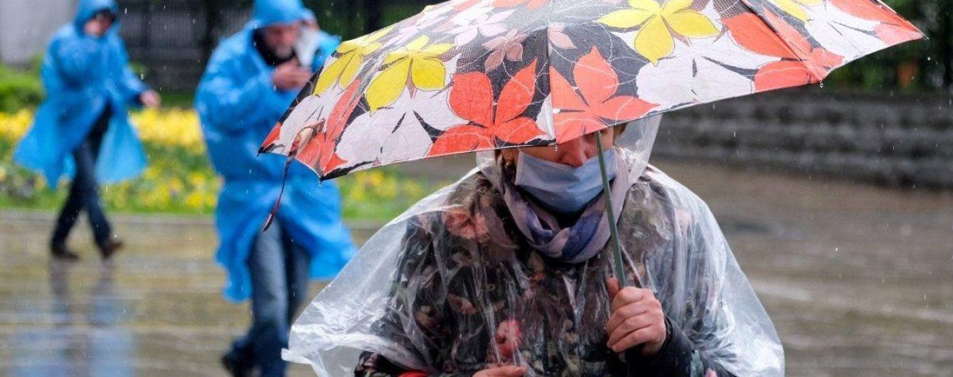 Грозы и град надвигаются на Львовскую область: объявлено штормовое предупреждение