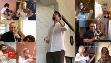 """Оркестр INSO-Lviv записав домашній міні-концерт - увертюру до опери Джузеппе Верді """"Сила волі"""""""