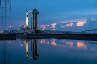 Історичний політ у космос: дивіться пряму трансляцію запуску ракети SpaceX із астронавтами NASA на МКС