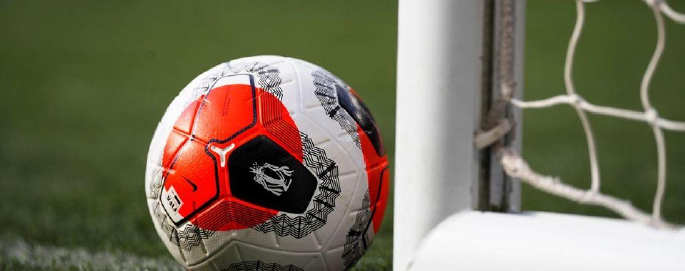 Коронавірус не відступає: найсильніша футбольна ліга повідомила про нові випадки зараження