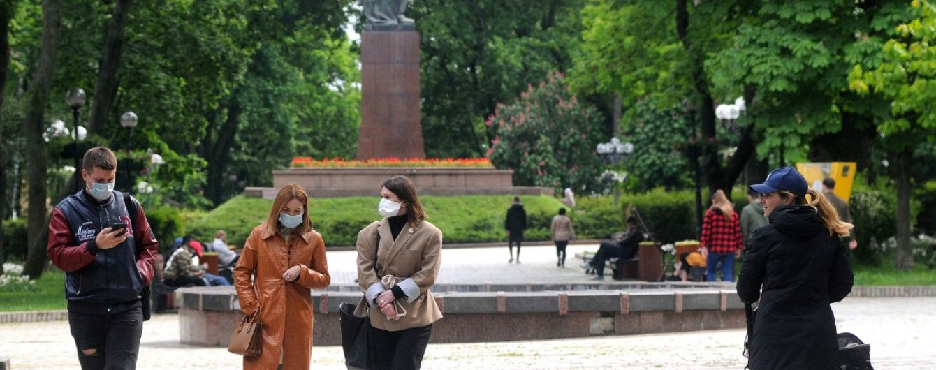 Коронавірус в Україні 28 травня: нові правила для проїзду у потягах та збільшення смертей у Львові