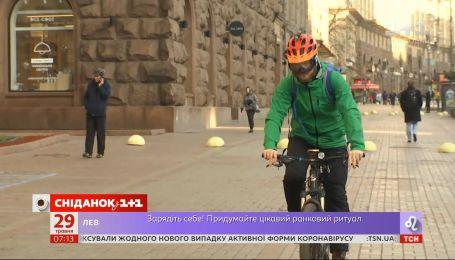 """""""Укрзализныця"""" в условиях карантина и Киев велосипедный — Экономические новости"""