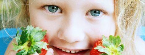 Полуниця в дитячому раціоні: думки фахівців