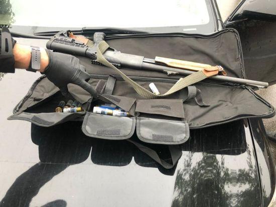 Стрілянина посеред вулиці у Броварах: в МВС розповіли про деталі та показали обличчя затриманих