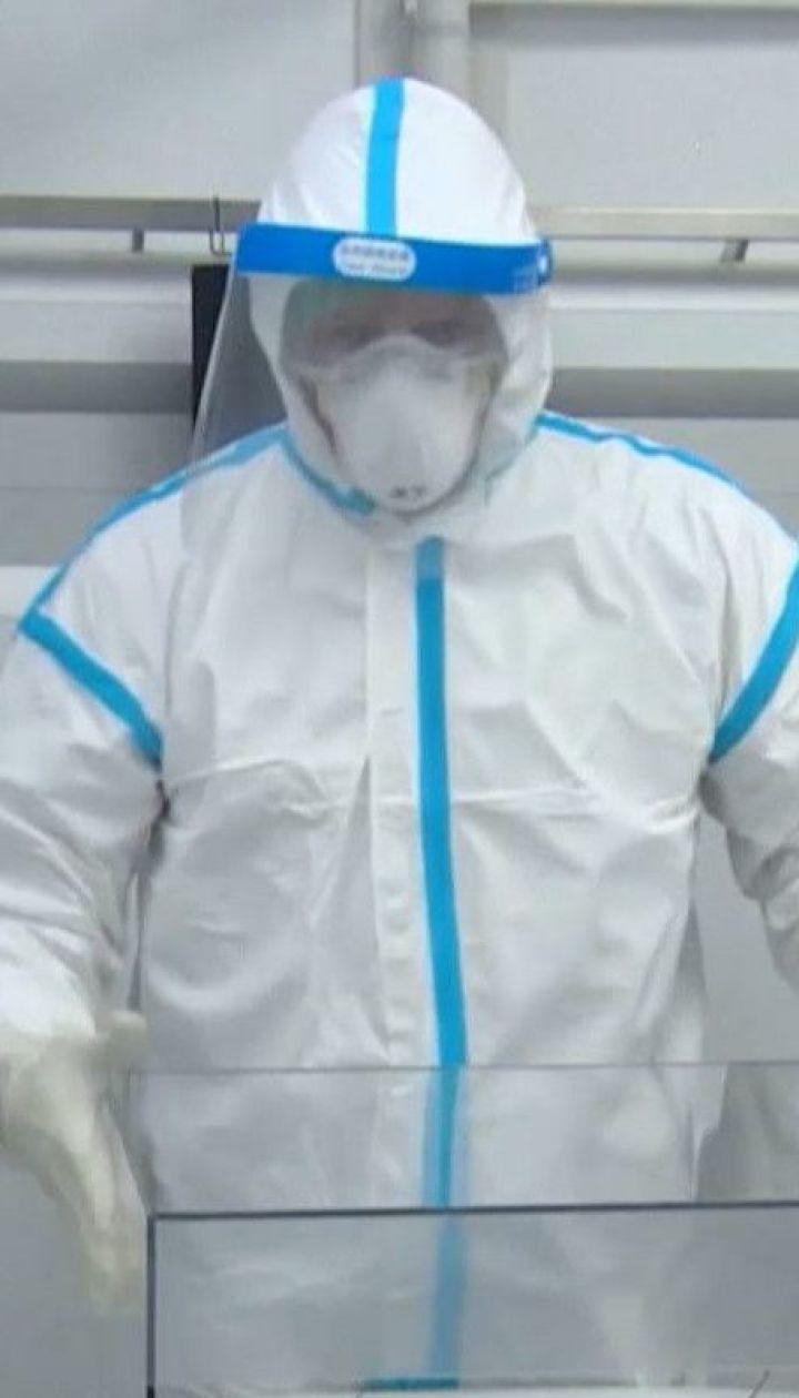 Рекордні 116 тисяч нових інфікованих коронавірусом виявили у світі за останню добу