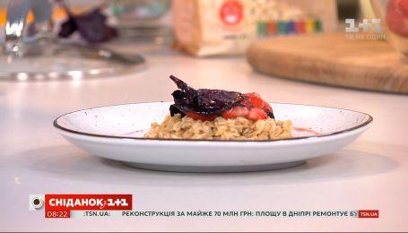 Вівсянка на сироватці — авторський рецепт від Євгена Клопотенка