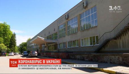 На Прикарпатье жертвами коронавируса стали еще три человека