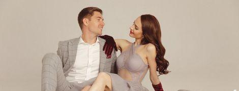 Владимир Остапчук с новой возлюбленной снялся в романтической фотосессии