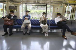 Япония фиксирует стремительный рост заболеваемости коронавирусом после отмены чрезвычайного положения
