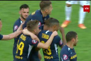 Дніпро-1 – Олімпік – 2:0. Відео голу Адамюка