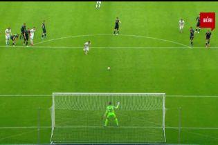 Дніпро-1 – Олімпік – 3:1. Відео голу Політила з пенальті