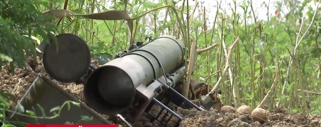 Ситуація на Донбасі: бойовики гатили з мінометів, гранатометів та кулеметів