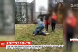 В Мариуполе девушка приревновала парня и напала на 13-летнюю знакомую