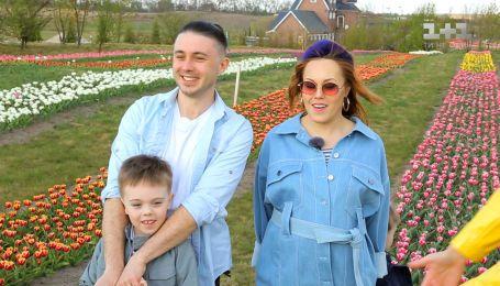 Тарас Тополя та співачка Alyosha готуються втретє стати батьками