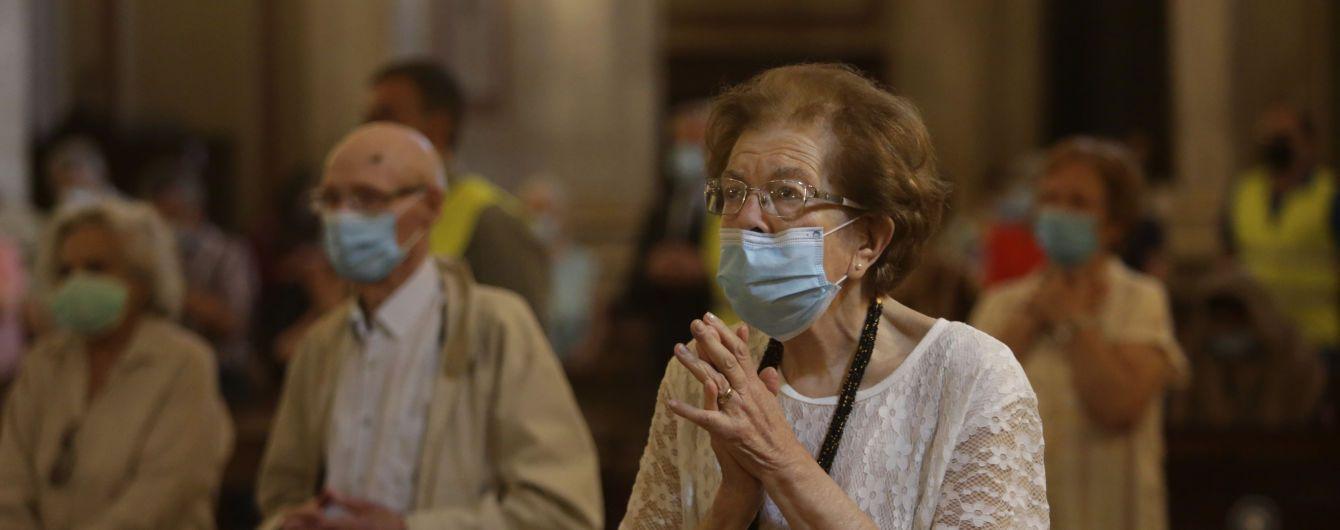 В Португалии зафиксировали самое высокое с 20 апреля суточное количество заражений коронавирусом