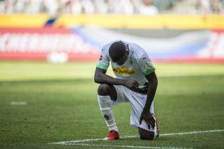 Убивство Джорджа Флойда: у Німеччині футболіст приєднався до протесту проти расизму