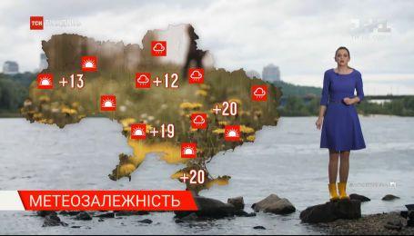 Метеозалежність: якою буде погодавперший тижденьчервня