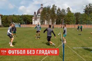 Футбол без зрителей и забег онлайн: как в Украине возобновляются спортивные мероприятия