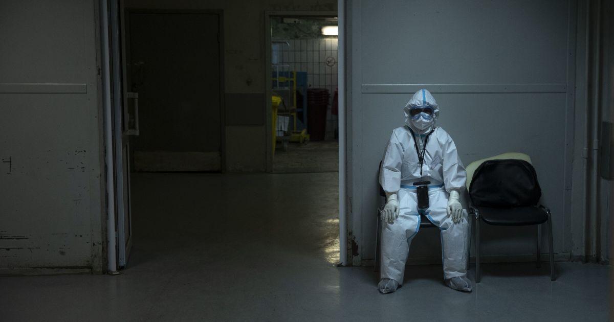 За сутки госпитализировали наибольшее количество инфицированных коронавирусом — Минздрав