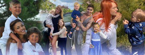 День захисту дітей: як Федишин, Кароль та Остапчук привітали нащадків та юних фанів