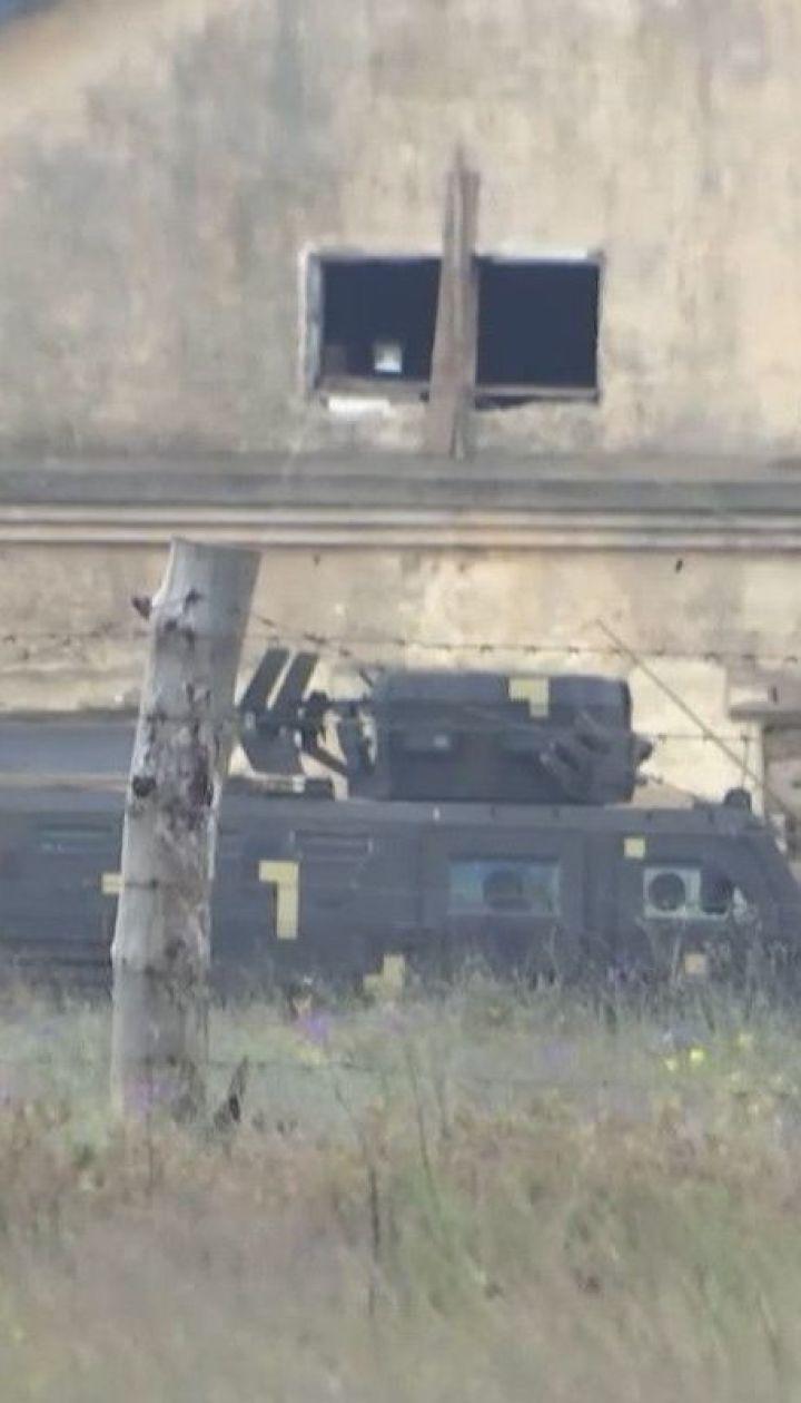 На межі з окупованим Кримом викрали українського військового