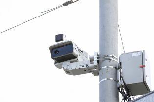 На местах частых аварии на трассе Киев-Львов заработают камеры с фиксации скорости
