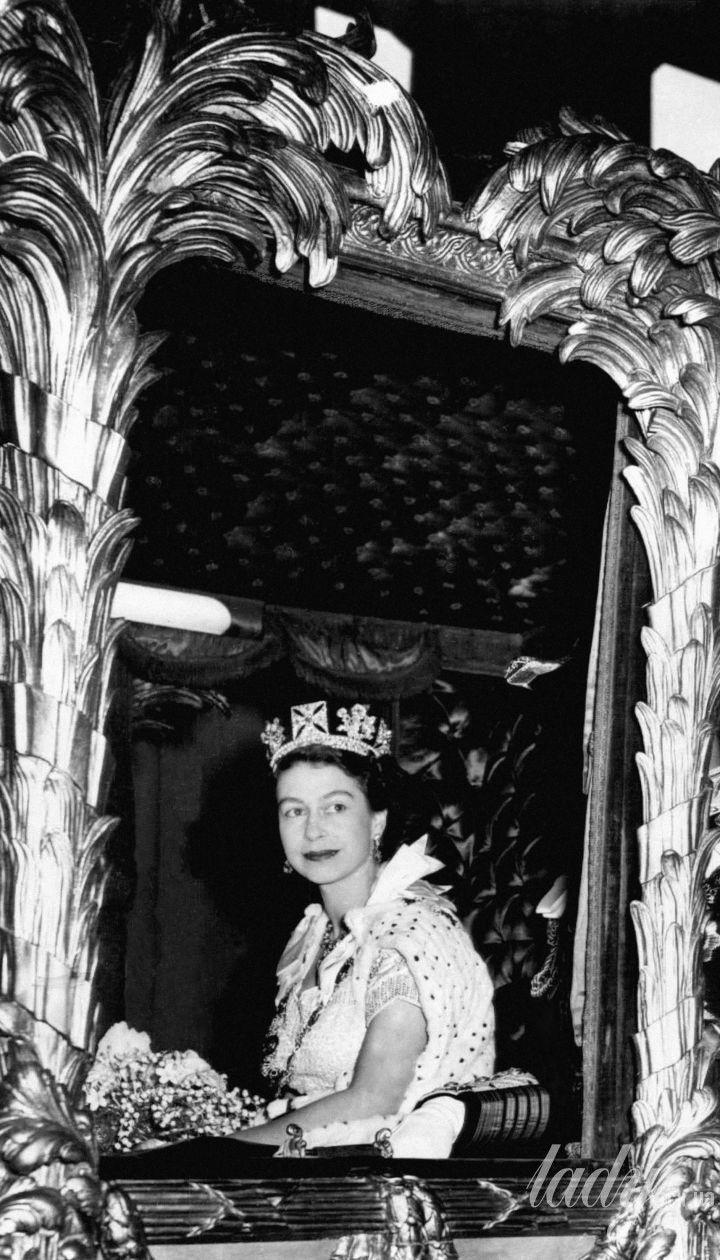 Коронация королевы Елизавета II - 2 июня 1953 года, Вестминстерское аббатство