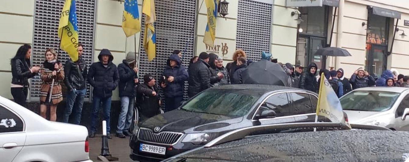 """""""Евробляхеры"""" проведут акцию протеста под Верховной Радой относительно доступной растаможки"""