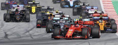 """""""Королева автоспорту"""" повертається: Формула-1 представила календар перших гонок сезону"""