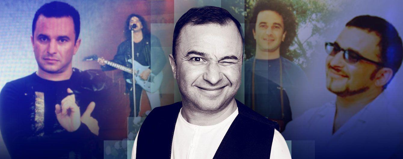 Віктор Павлік 35 років тому і зараз: як змінювався імідж співака