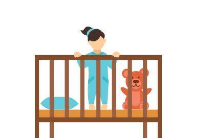 постпологова депресія дитина у ліжечку