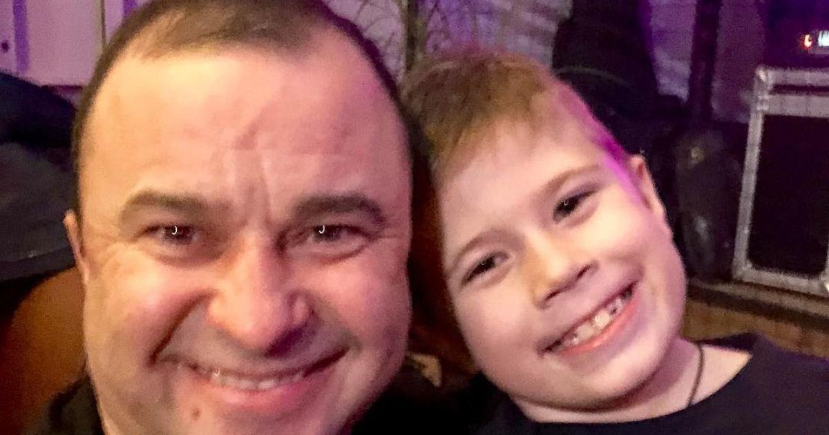 Виктор Павлик восхитил импровизированным дуэтом с внуком
