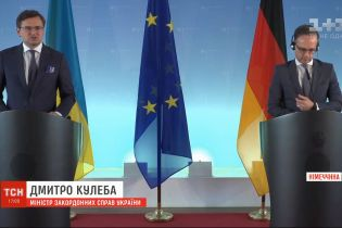 У Берліні обговорюють окупований Крим, Донбас та незаконно ув'язнених українців