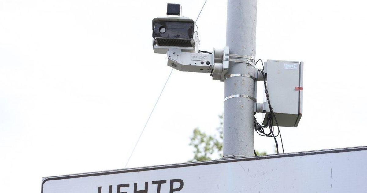 В Киеве на следующей неделе заработает камера автофиксации с новой функцией: где ее установят