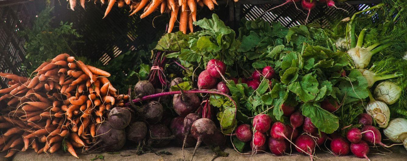 На ринках подешевшали овочі борщового набору: як змінилася вартість