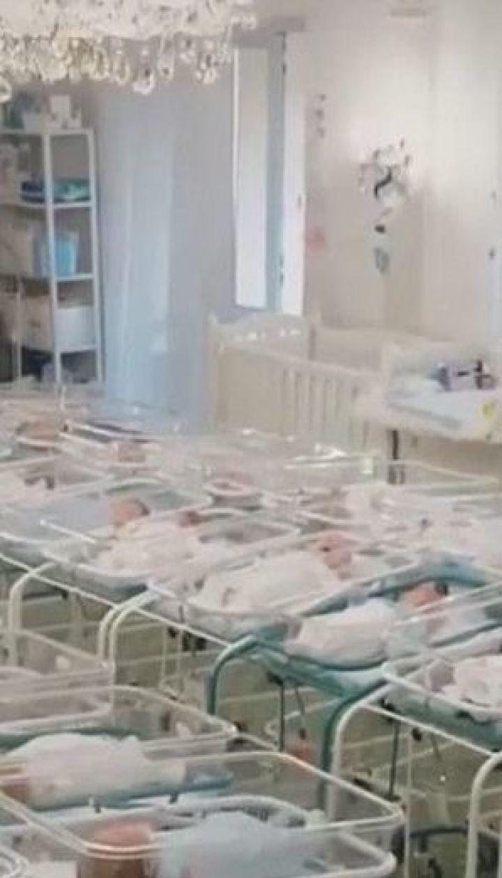 Народжених сурогатними матерями дітей досі не можуть забрати їхні батьки-іноземці: що відомо