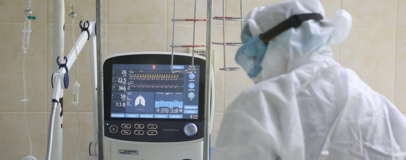 Без сопутствующих патологий: в Харькове 23-летнего больного СOVID-19 подключили к аппарату ИВЛ