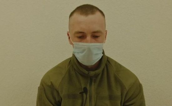 У ВСУ довели фейковість відео затримання і допиту українського військового в окупованому Криму