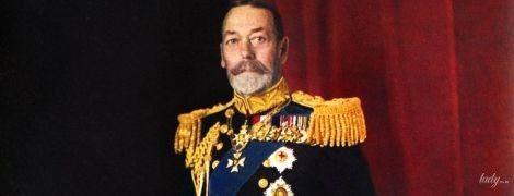 155 років від дня народження короля Георга V: цікаві факти про дідуся королеви Єлизавети II
